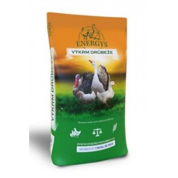 Krmivo Energys pro kachny MINI drcené 25kg