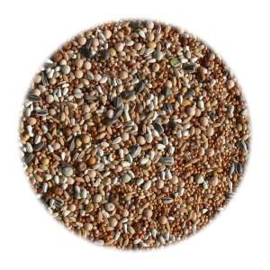 Směs pro holuby bez kukuřice a pšenice ekonomický chov (BK) 25 kg
