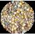Směs pro holuby univerzální základní DYNAMICO  (UP-D) 20 kg