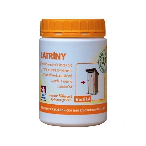 Bacti LA - Bakterie do latríny - 0,5kg