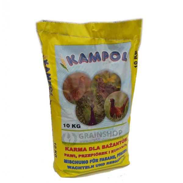 Směs pro křepelky odchov 10 kg (PO)