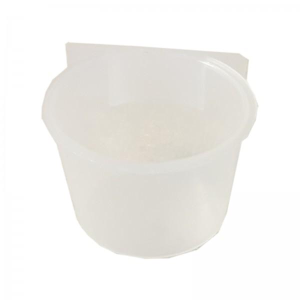 Plastové krmítko do klece