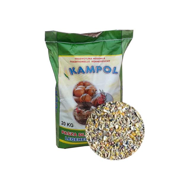 Krmivo pro nosné slepice (KUN - nově KB)  Kampol 20 kg