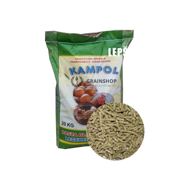 Granule pro nosné slepice (NL) 20 kg bez GMO