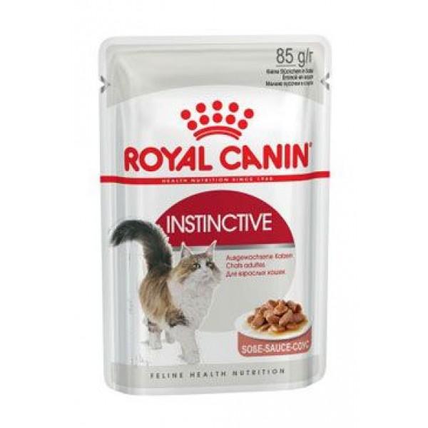 Royal Canin Feline Instinctive kapsa, šťáva 85g
