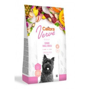 Calibra Dog Verve GF Senior Small Chicken&Duck 1,2kg
