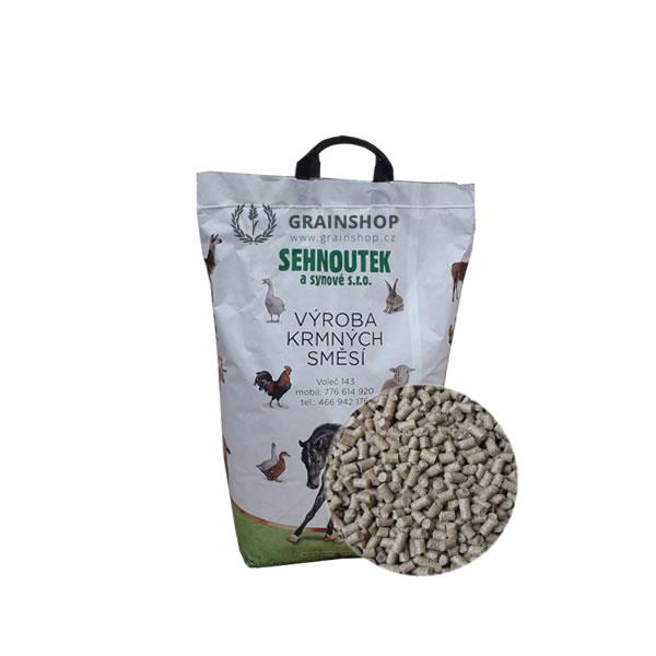 KKV KC granule pro králíky s antikokcidiakem 10kg