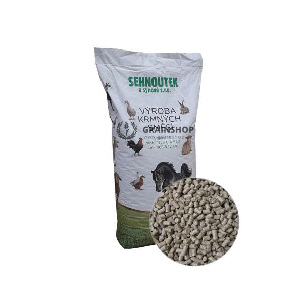 KKV AdiCox Sehnoutek granule pro králíky 25kg